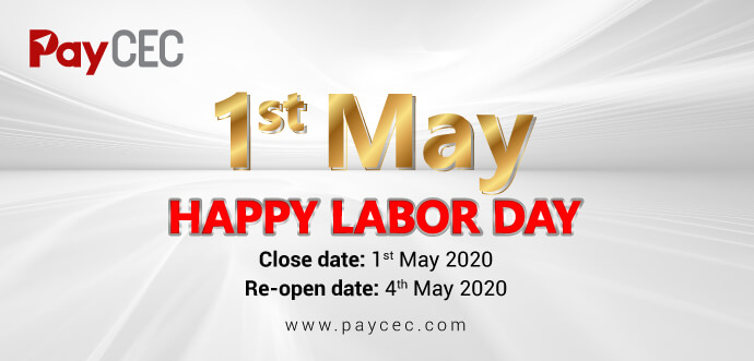 Notice of International Labour Day 2020